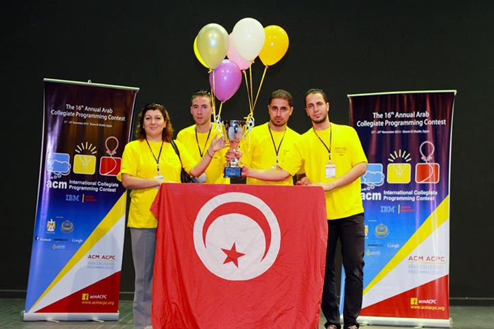 Top Coders Tunisia